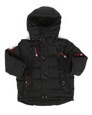 Arcade Styles - Canada Weather Gear Bubble Jacket  (2T-4T)-2273176