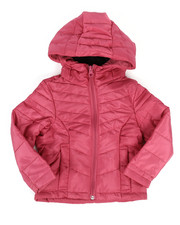 Outerwear - Packable Jacket (2T-4T)-2274375