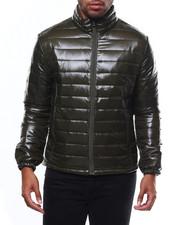 Heavy Coats - FROSTY MID WEIGHT BUBBLE JACKET-2275742