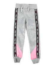 Sizes 4-6x - Kids - Fleece Jogger w/ Contrast Insert (4-6X)-2274749