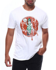Mitchell & Ness - BOSTON CELTICS Dripped SS Tee-2274475