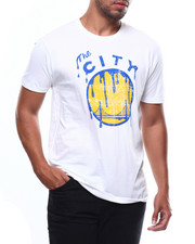 Mitchell & Ness - SAN FRANCISCO WARRIORS Dripped SS Tee-2274465