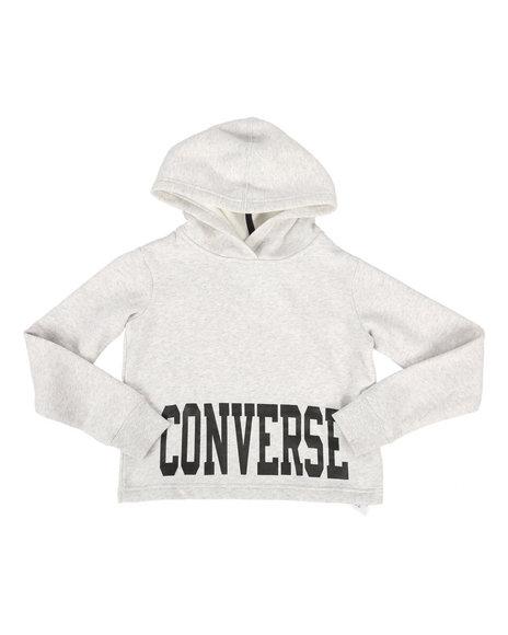 Converse - Cropped Hoodie (7-16)