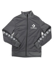 Activewear - Tricot Taping Track Jacket (8-20)-2273819