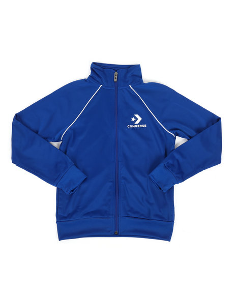 Converse - Tricot Track Jacket (8-20)