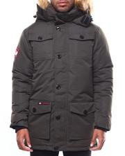 Heavy Coats - CANADA WEATHER Faux Fur Vestee Heavy Weight Parka-2275120