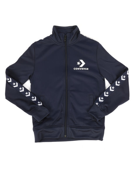 Converse - Tricot Taping Track Jacket (8-20)