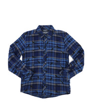 Boys - Sharks Woven Shirt (8-20)-2274154