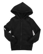 Sizes 4-6x - Kids - Fleece Hoodie w/ Foil Art (4-6X)-2274515