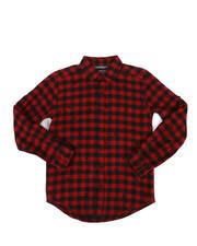 Boys - Moose Woven Shirt (8-20)-2274129