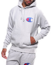 Champion - SUBLIMATED C LOGO REVERSE WEAVE HOODIE-2275611