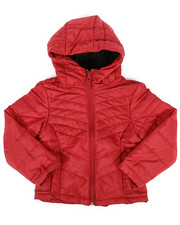 Outerwear - Packable Jacket (4-6X)-2275441