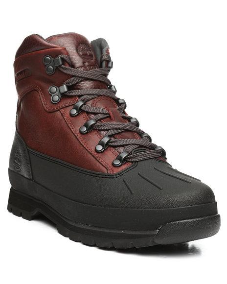 Timberland - Euro Hiker Shell Toe Waterproof Boots