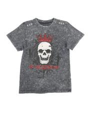 Boys - Skull Tee (8-20)-2273983