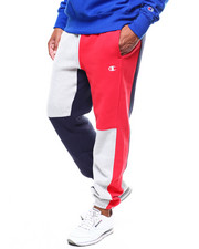 Champion - OVERSIZED LOGO COLORBLOCK SWEATPANT-2275544
