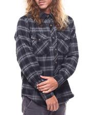 Mens-Fall - Brawny Plaid Shirt-2276201