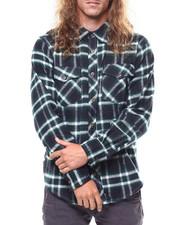 Mens-Fall - Brawny Plaid Shirt-2276253