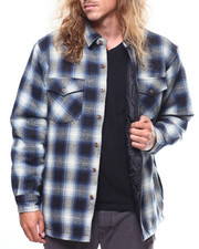 Holiday Shop - Quilted Brawny Plaid JKT-2276284