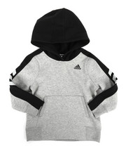 Adidas - Altitude Heather Pullover Hoodie (4-7X)-2275921