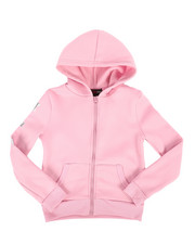 Girls - Fleece Hoodie w/ Foil Art (7-16)-2274504