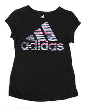 Girls - Vented Tee (7-16)-2275895