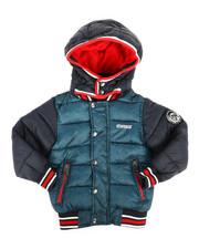 DIESEL KIDS - Hooded Bubble Jacket (4-7)-2276307