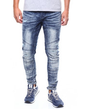 SMOKE RISE - SLIM TAPERED CUT & SEW JEAN-2275652