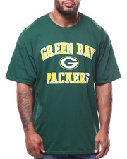 NBA, MLB, NFL Gear - Packers S/S Screen Tee (B&T)-2276206