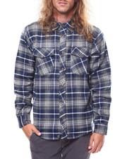 Button-downs - Brawny Plaid Shirt-2276224