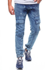 Mens-Fall - Moto Jean with Zipper Pocket Detail-2274780