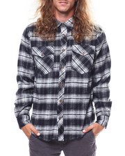 Button-downs - Brawny Plaid Shirt-2276238