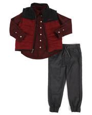Ben Sherman - 3 Piece Vest Set (4-7)-2275994