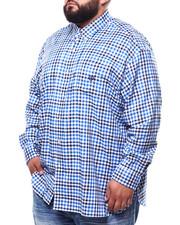 Chaps - Stretch Easy Care Stretch L/S Sport Shirt (B&T)-2273498