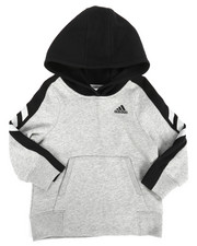 Adidas - Altitude Heather Pullover Hoodie (2T-4T)-2275917