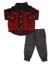 Ben Sherman - 3 Piece Vest Set (Infant)-2275986