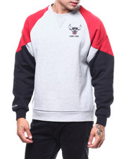 Mitchell & Ness - CHICAGO BULLS Trading Block Crew-2276777