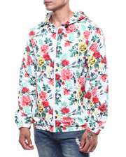 Copper Rivet - Floral Hoody-2276798