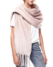 Women - Brushed Stripe Noodle Scarf-2275831
