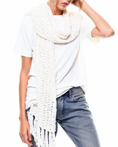 Fashion Lab - Boucle Scarf