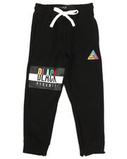 Bottoms - Black Pyramid Kids Sweatpants (4-7)-2276514