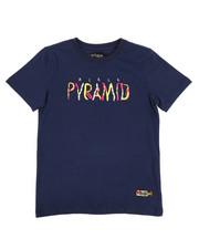 Black Pyramid - Whimsical Kids Tee (8-20)-2276112
