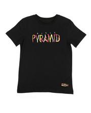 Black Pyramid - Whimsical Kids Tee (4-7)-2276505