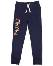 Black Pyramid - Whimsical Kids Sweatpants (8-20)-2276182