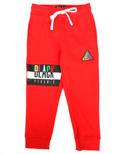 Black Pyramid - Black Pyramid Kids Sweatpants (4-7)-2276192