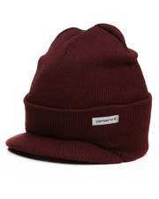 Carhartt - Knit Hat With Visor-2276920