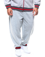 Jeans & Pants - Flat Knit Trimmed Sweat Pant (B&T)-2277104