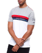 T-Shirts - SS COLORBLOCK JERSEY TEE-2277505