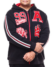 Akademiks - Varsity Hoodie (B&T)-2277068
