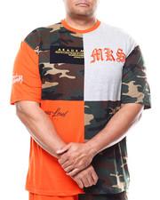 Akademiks - Crew Neck Tee (B&T)-2277042