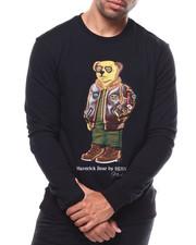 Sweatshirts & Sweaters - MAVERICK BEAR CREWNECK SWEATSHIRT-2277302